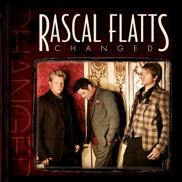 Rascal Flatts Changed CD Cover