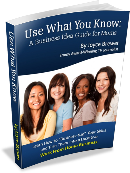 Use What You Know e-book by Joyce Brewer