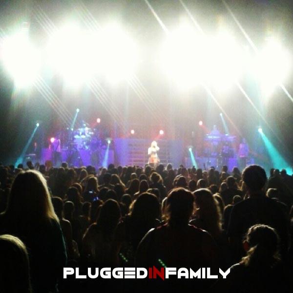 Demi Lovato Unbroken Concert