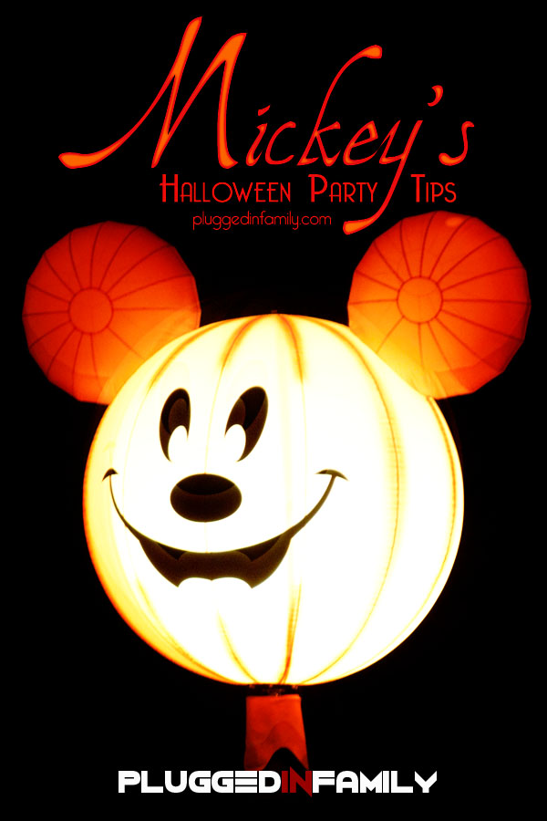 10 Tips for Mickey's Halloween Party at Disneyland
