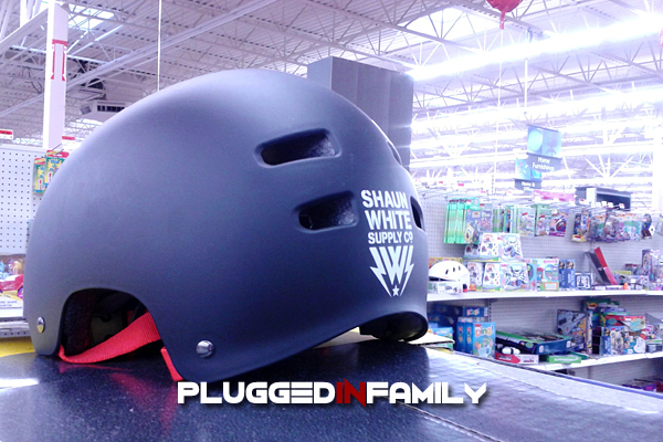 Shaun White skateboard helmet