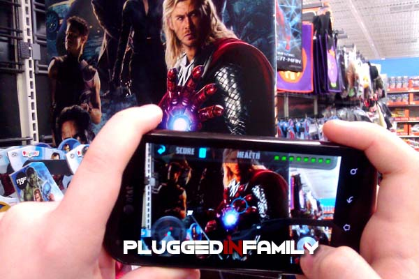 Thor comes alive with Augmented Reality App