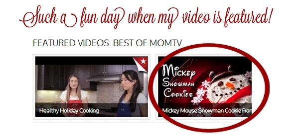 Best of MomTV featured videos for mom by Wendy Wright