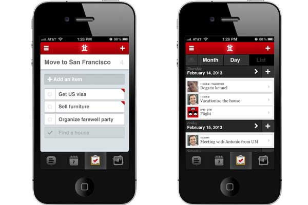 Twyxt app for couples list available for free on Android