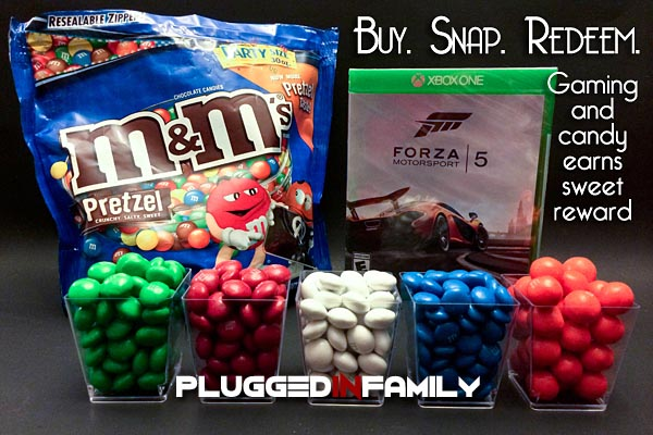 Buy Snap Redeem where gaming pays you in a sweet reward with XBox One