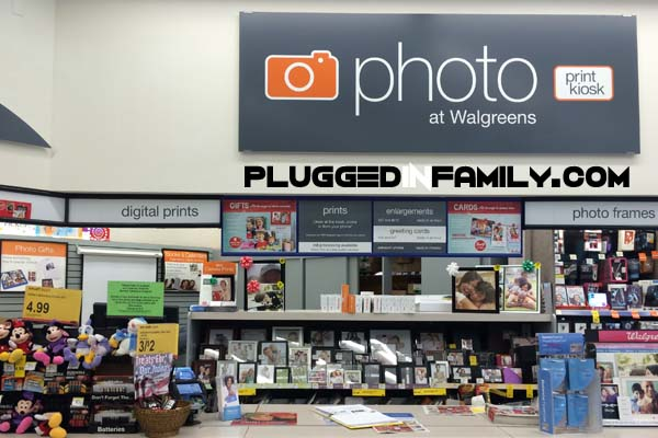 Walgreens Photo Department ©2013 Plugged In Family ©2013 Wright Media LLC