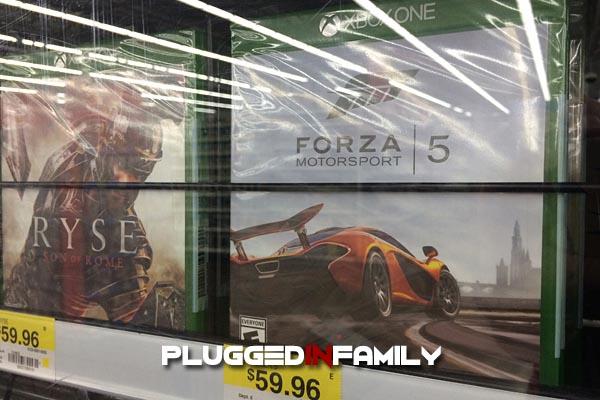 Xbox One Forza 5 Motorsport