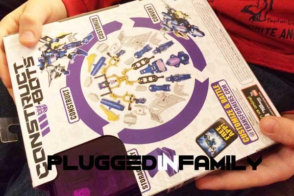 Transformers Constructbots
