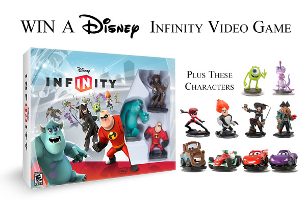 Win a Disney Infinity Video Game Giveaway