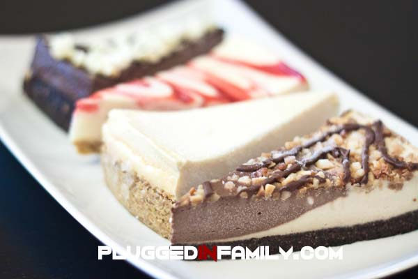 Four cheesecake flavors to satisfy every family member at HoneyBaked Ham