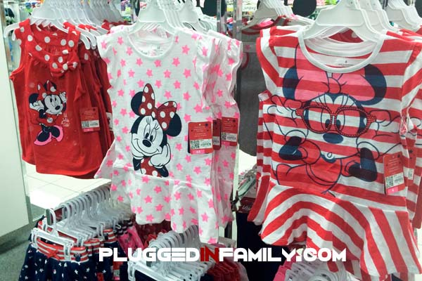 Disney Living Brings New Disney Clothes For Kids At Kohl S