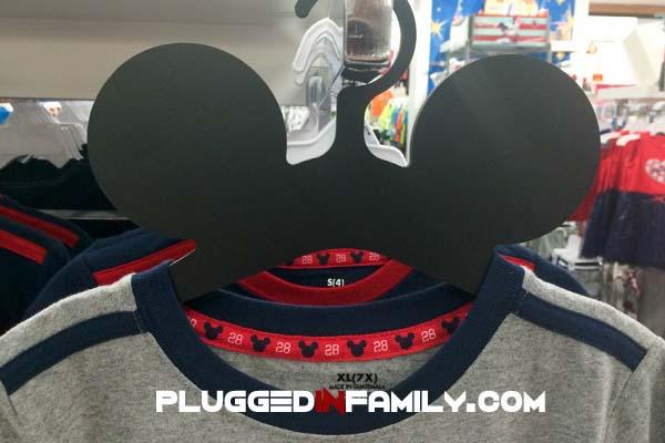Mickey Mouse Ears Hanger