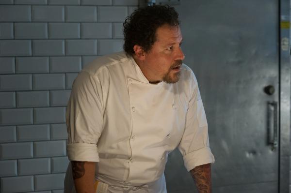 Chef Carl Casper played by Jon Favreau in Chef film