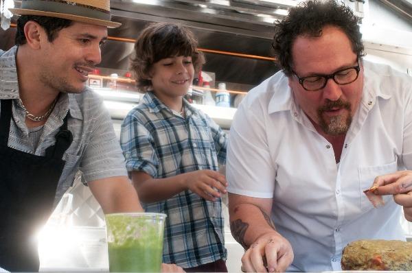 Chef movie with Jon Favreau and John Leguizamo