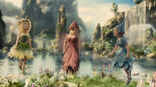 Fairies in Maleficent