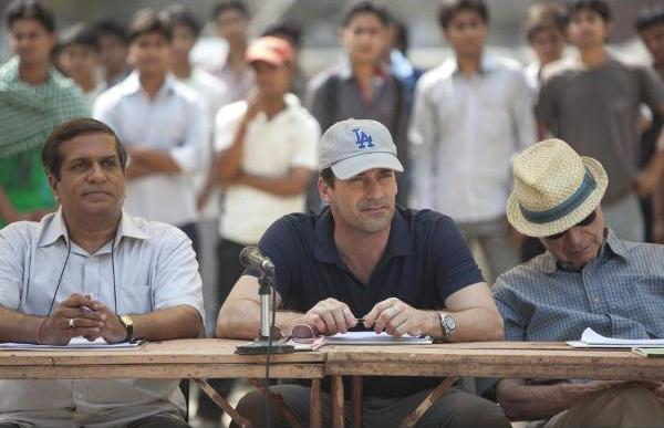 Million Dollar Arm with Jon Hamm and Alan Arkin