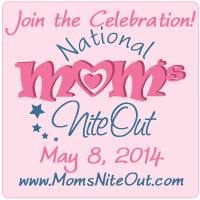 National Mom's Nite Out 2014