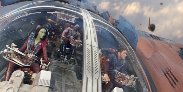Guardians of the Galaxy movie still