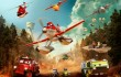 Meet the team of Disney's Planes Fire and Rescue review