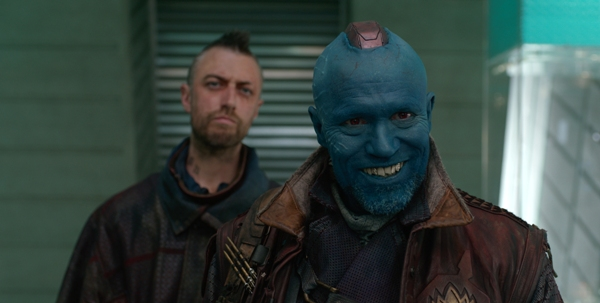Yondu played by Michael Rooker in Guardians of the Galaxy