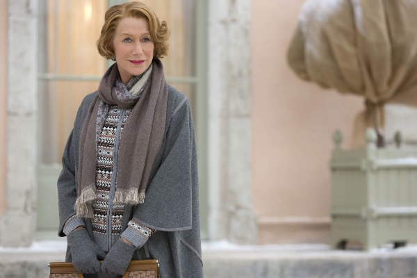 Helen Mirren in the Hundred-Foot Journey by DreamWorks Movies