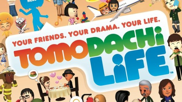 Tomodachi Life on Nintendo 2DS 3DS