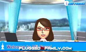 Welcome to Mii News