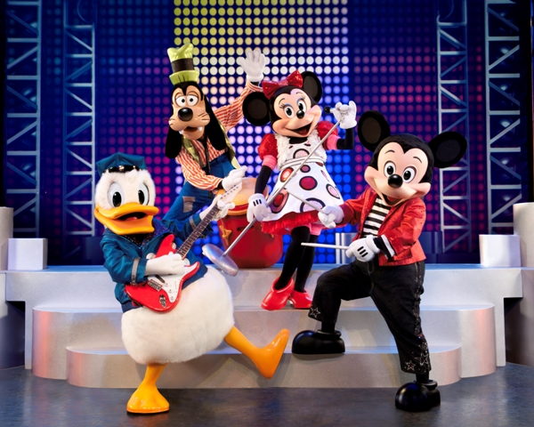 Disney Live! Mickey's Music Festival comes to Phoenix