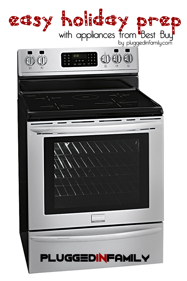 Easy holiday prep with appliances from Best Buy