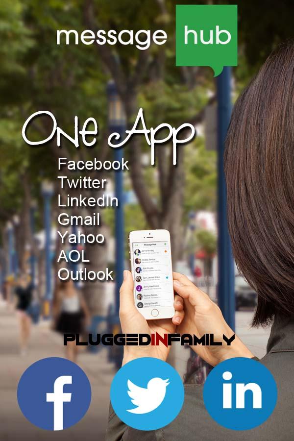 MessageHub App combines social media platforms