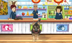 Petz Beach Goods Store with Marta, Gabrielle, and Sergio