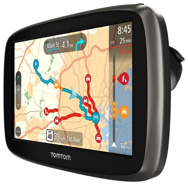 TomTom GO50S GPS Traffic