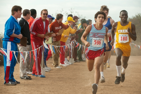 Cross country race McFarland USA
