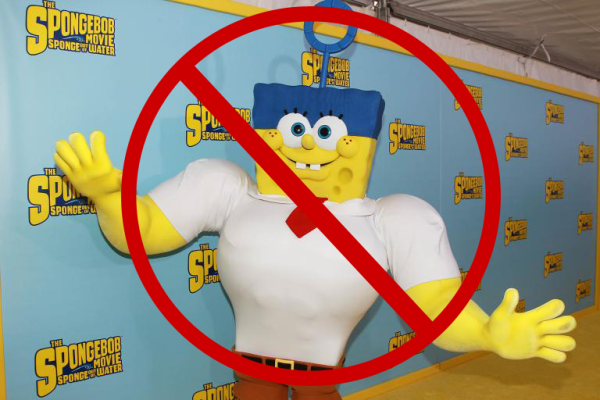 I hate SpongeBob SquarePants