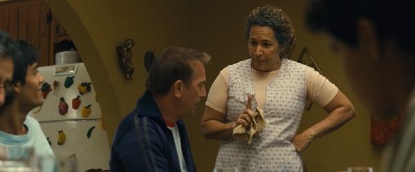 The mother puts Kevin Costner in his place in McFarland USA