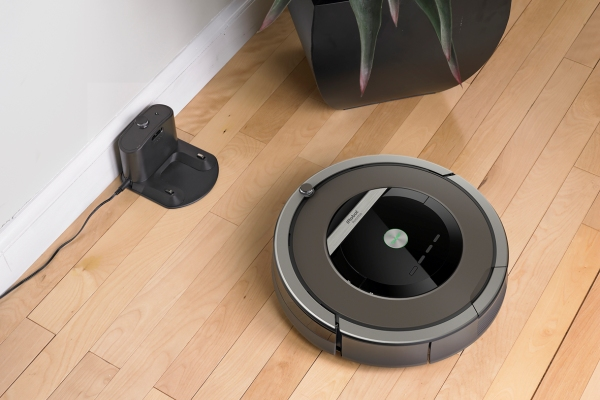 Docking station for iRobot Roomba