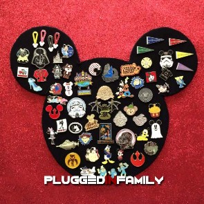 Mickey Mouse Disney Pin Board
