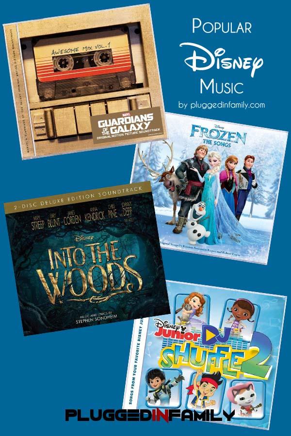 Popular Disney Music from Disney Music Emporium