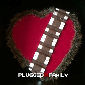 Wookie Heart for Star Wars Valentine