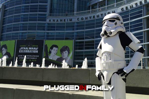 Kids Stormtrooper Costume Revealed at Star Wars Celebration VII