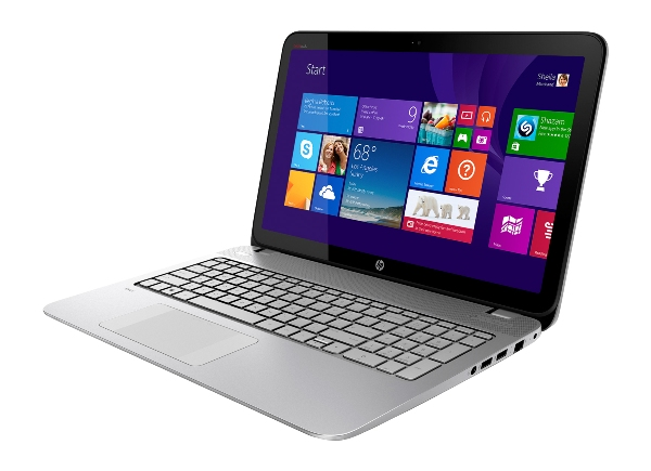 New HP Envy Touchsmart Laptop at Best Buy