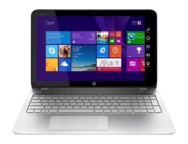New HP Envy Touchsmart Laptop for PC Gaming