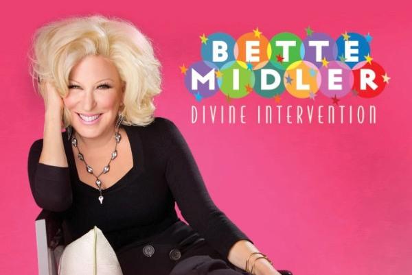 Bette Midler Divine Intervention Tour