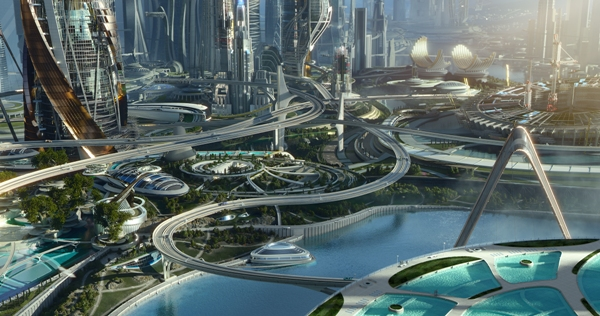 Tomorrowland City
