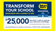 Transform Your School with Best Buy Technology Upgrade