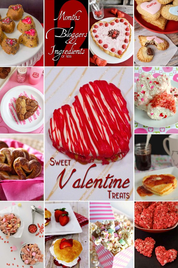12 Sweet Valentine Treat Recipes