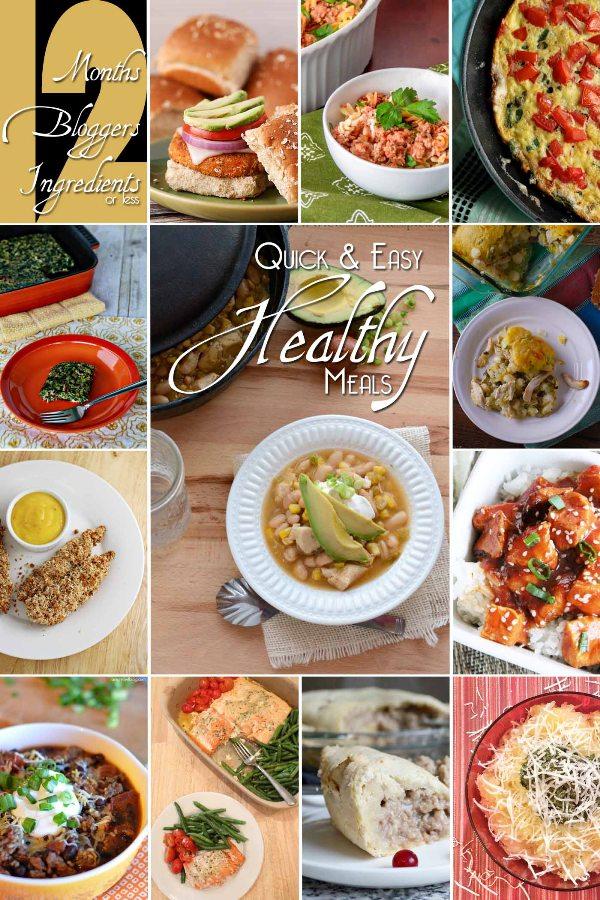 12 Healthy Recipes January