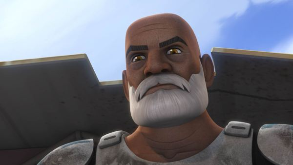 Captain Rex in Star Wars Rebels Season Two