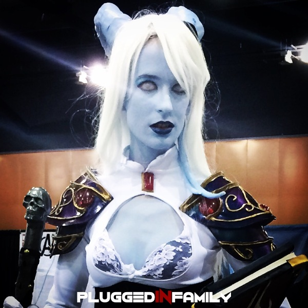 Draenei from World of Warcraft by Firelight Cosplay