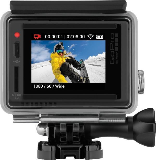 GoPro HERO + LCD at Best Buy